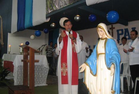Padre Alexandre - Momento de reflexão e entraga