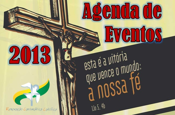 Agenda - RCC - Anápolis. (2/6)