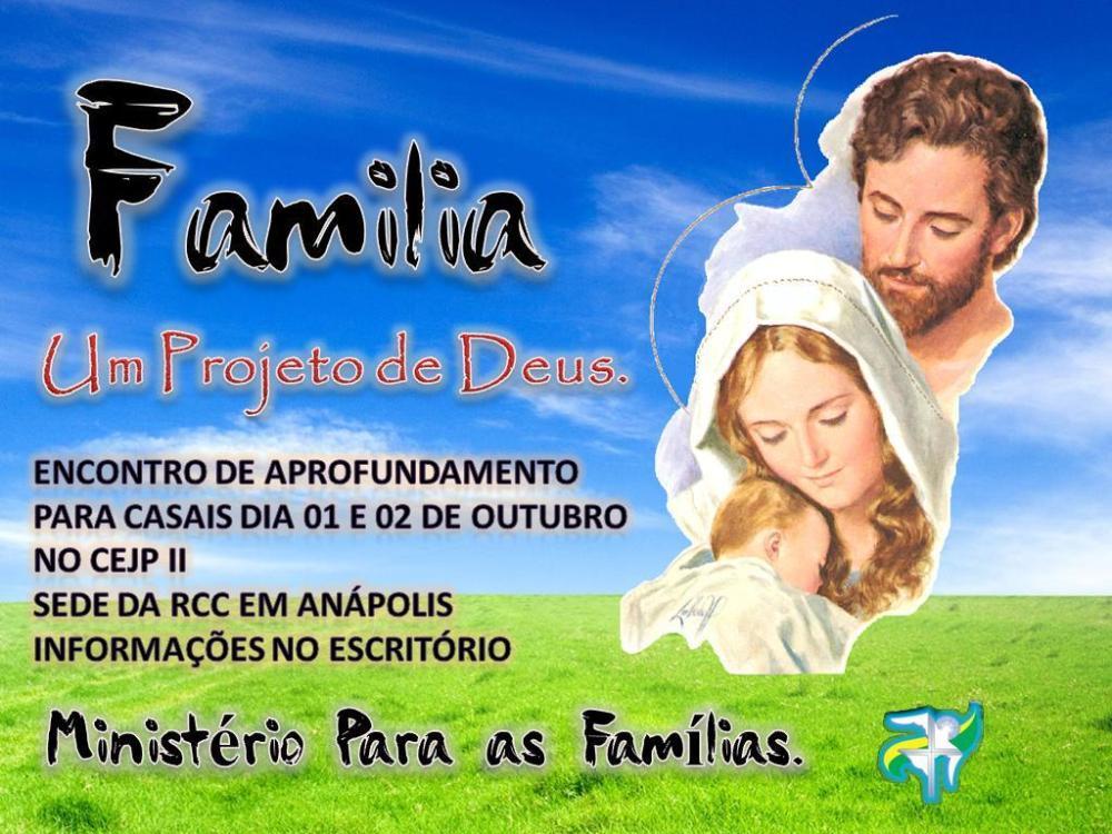 Família, um Projeto de Deus (4/6)