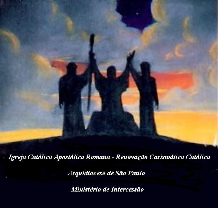 MINISTÉRIO DE INTERCESSÃO - RCC. (2/6)